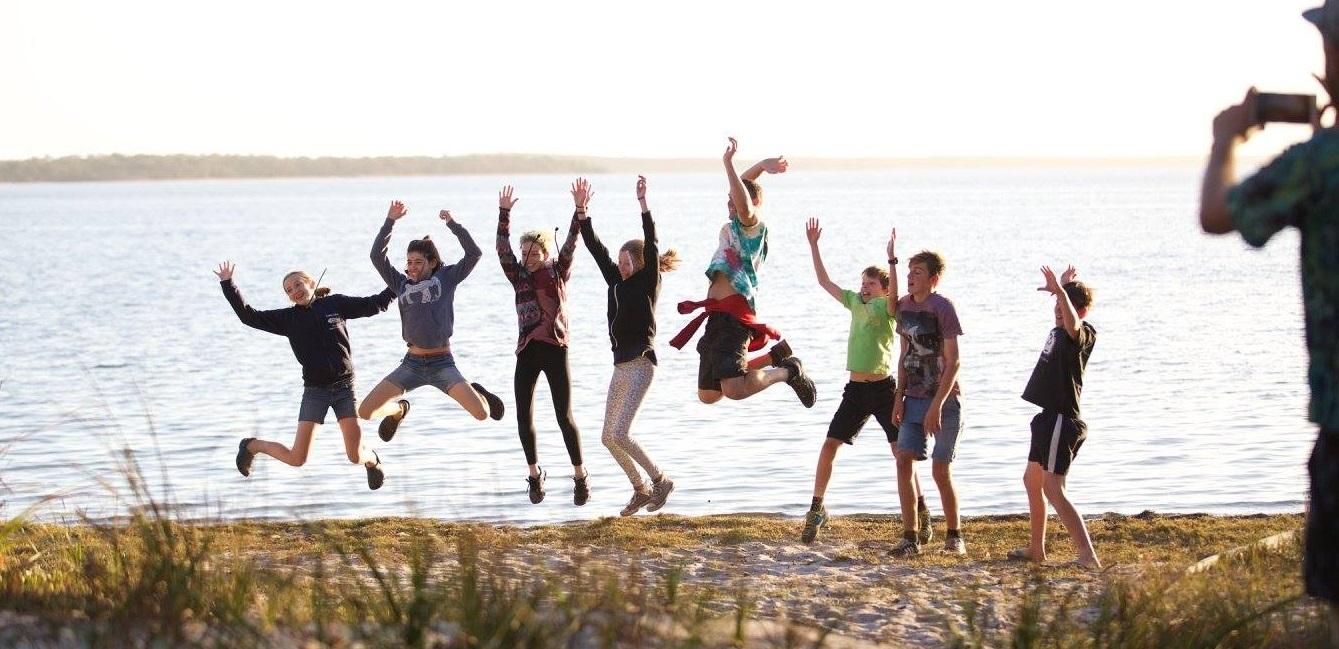 Welcome Camp Icthus Australia